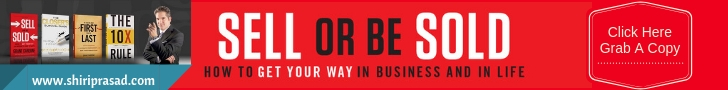 Sell Or Be Sold Book By Grant Cardone